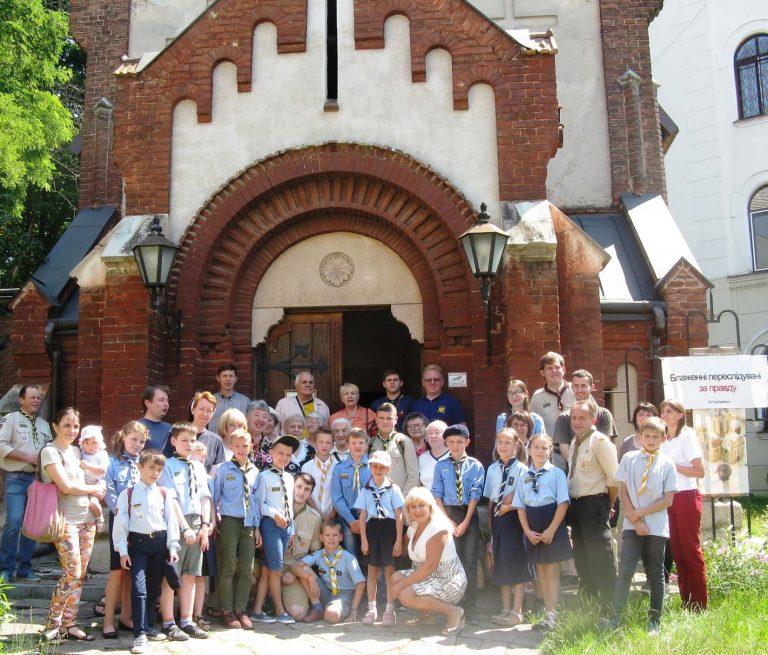 Львів'яни літнього віку відвідали музей пам'яток стародавнього Львова