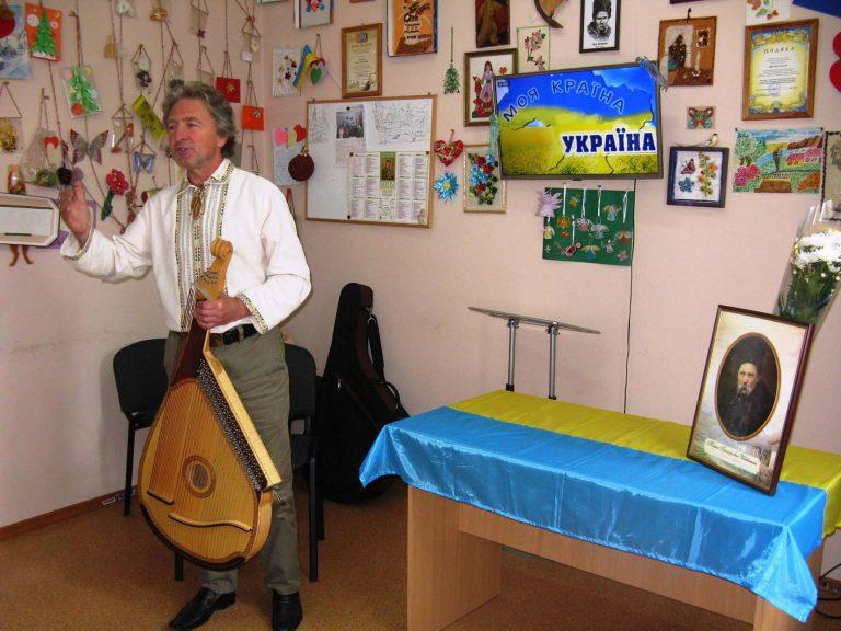 Літні львів'яни відзначили День Незалежності України
