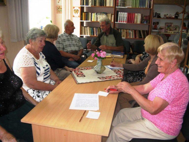 У Львові організовують цікаве дозвілля для літніх львів'ян