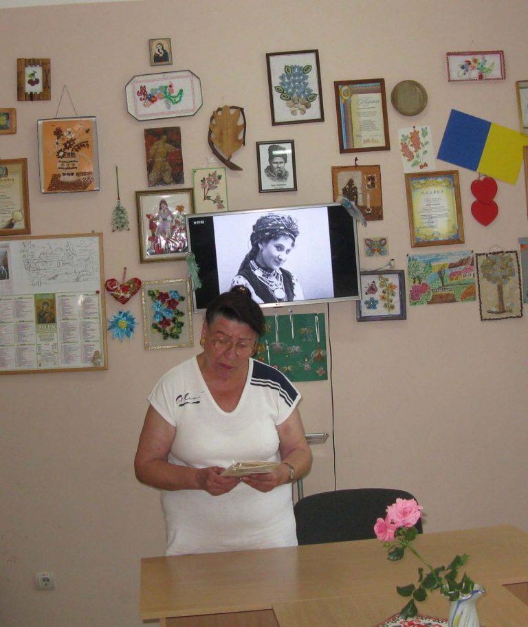 «Театральні зустрічі»: для львів'ян літнього віку провели цікавий захід