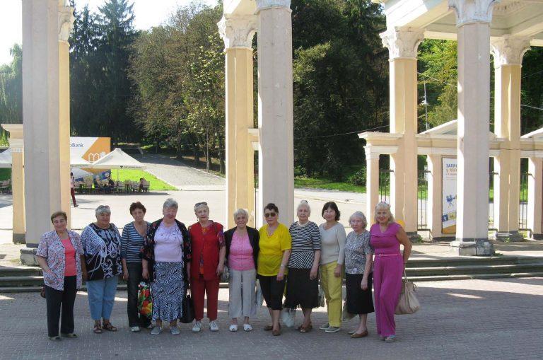 У Львові для дідусів та бабусь організували цікаву екскурсію