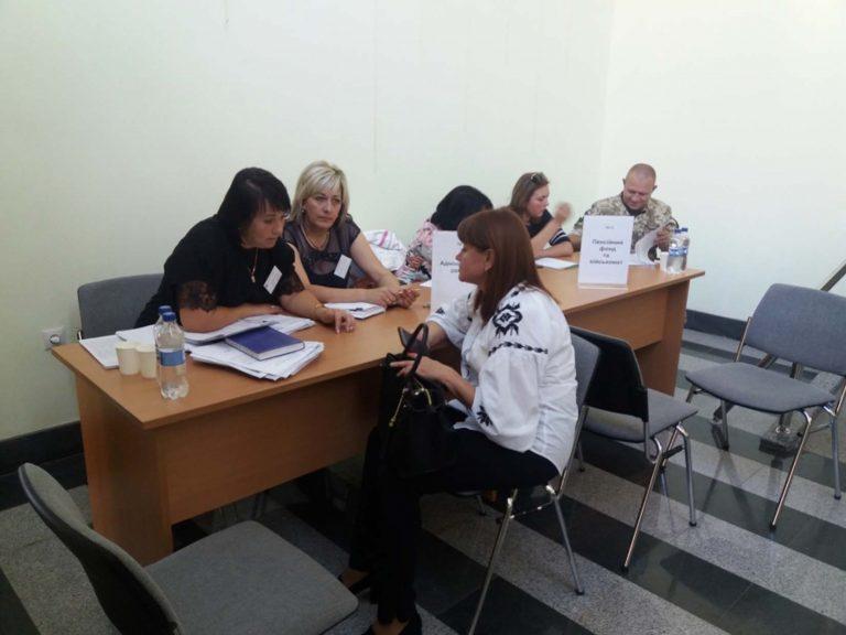 У Львові відбулися зустрічі з бійцями АТО у форматі «відкритих дверей»