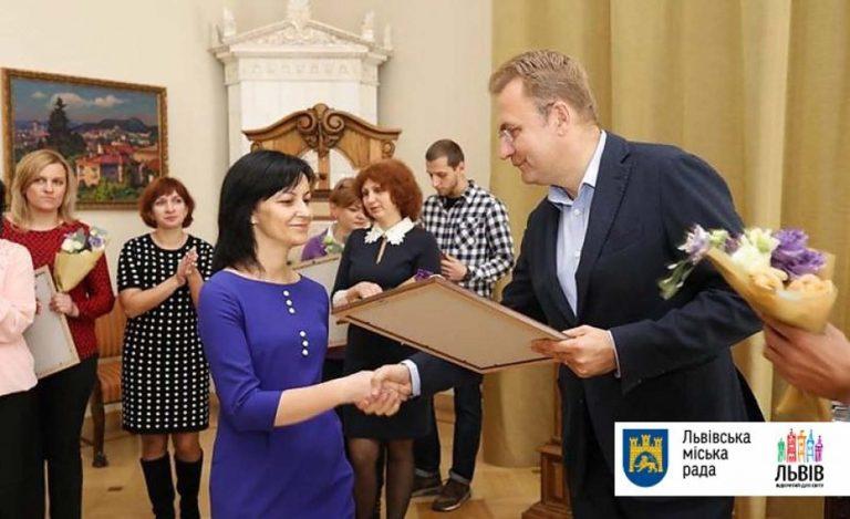 Мер Львова привітав працівників соціальної сфери з нагоди професійного свята