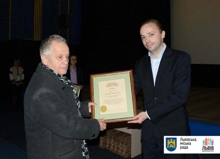 У Львові вшанували учасників ліквідації наслідків аварії на ЧАЕС