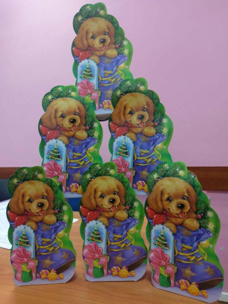 Тисяча львівських дітей до Дня Святого Миколая отримають від міста «солодкий» дарунок