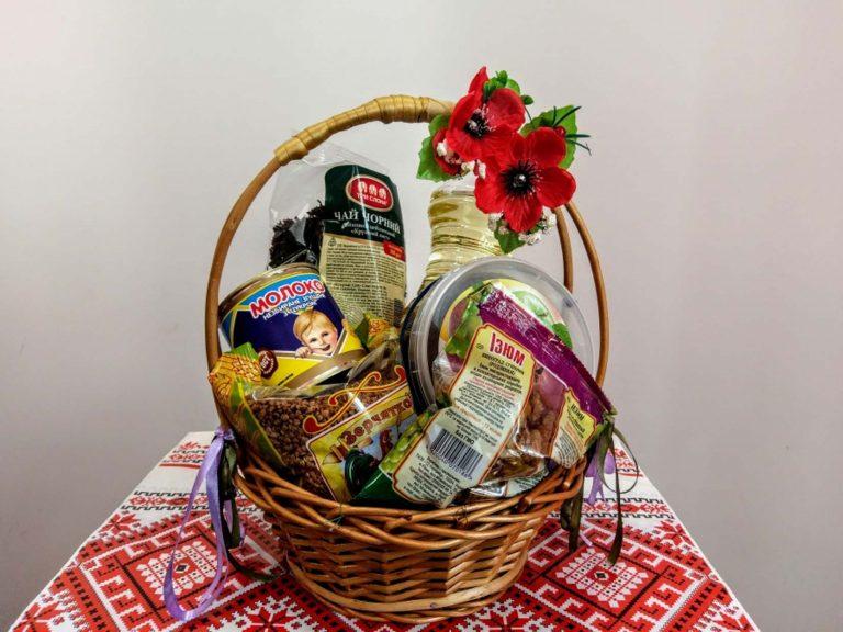 У Львові до Великодня та Дня міста закупили 2,7 тисяч продуктових наборів