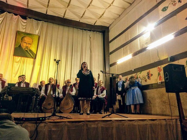 У Львові відбулися урочистості з нагоди Міжнародного дня білої тростини