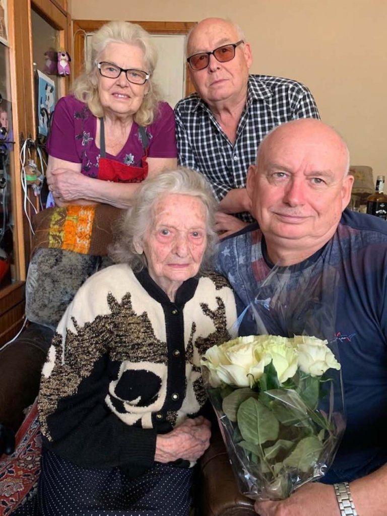 У жовтні львів'янка Марія Мельник відзначила свій столітній ювілей